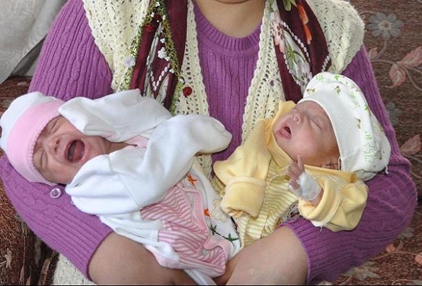Anneler bebeklerin uykusuzluğundan şikayetçi