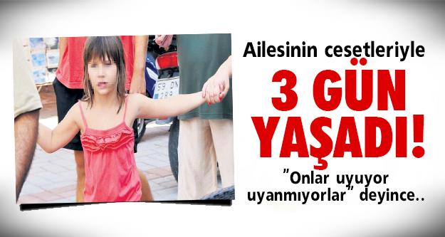 Antalya'da ürperten olay!