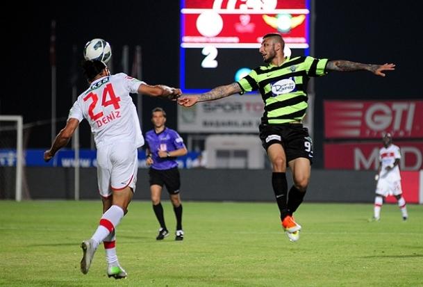 Antalyaspor dört köşe