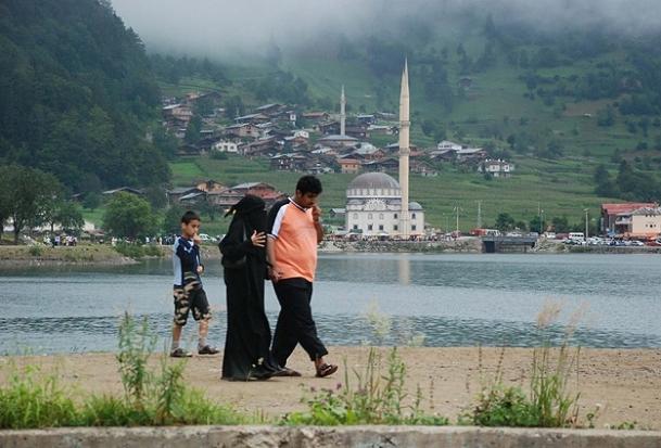 Arap ülkelerinden Karadeniz'e yoğun ilgi