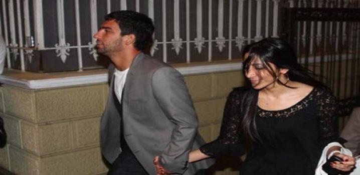 Arda Turan eski aşkı Eda Türkmen'e geri mi döndü?