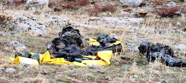 Askeri helikopter neden düştü?