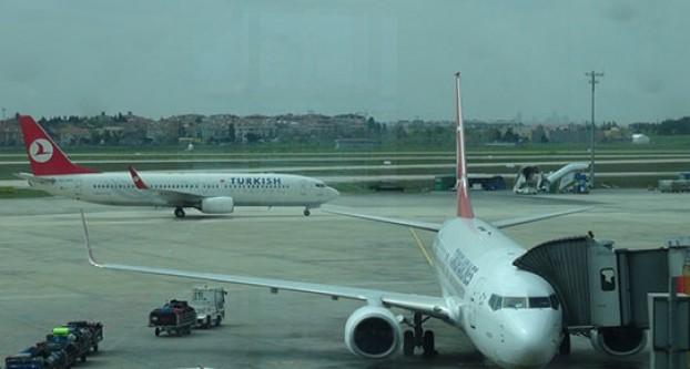 Atatürk Havalimanı'nda panik!