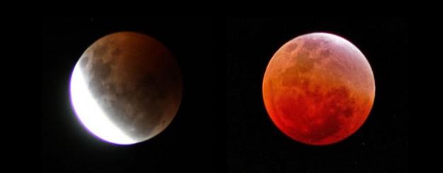 Ay kırmızı olacak!