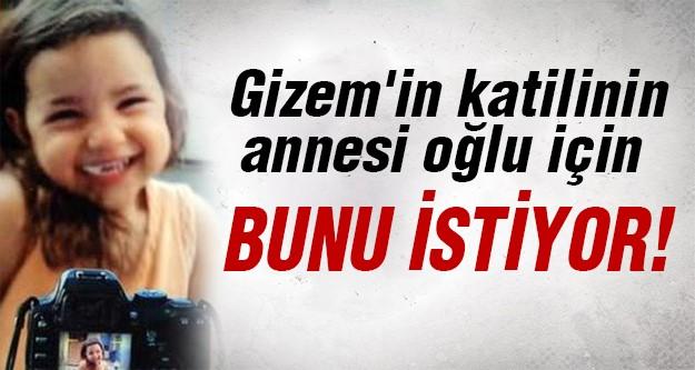 Ayşe Akdeniz, 'oğluma..