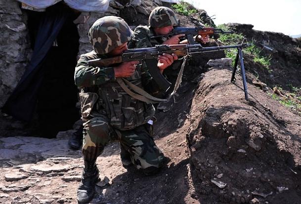 Azerbaycan-Ermenistan sınırında gerilim
