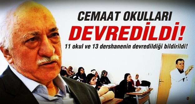 Azerbaycan'da cemaat okulları devredildi
