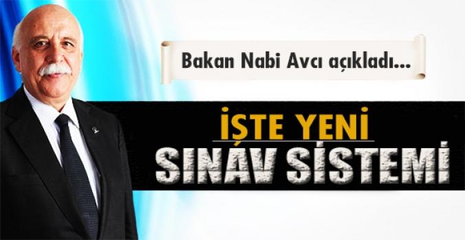 Bakan Nabi Avcı açıkladı!Binlerce öğrenciyi ilgilendiren haber..