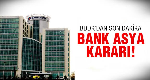 Bank Asya hissedarlarıyla ilgili açıklama !