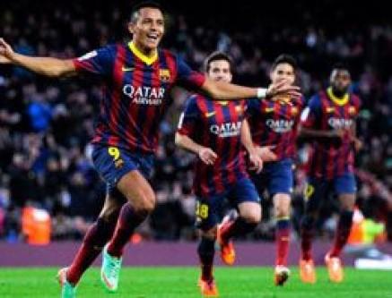 Barcelona'dan yakın takibe devam!