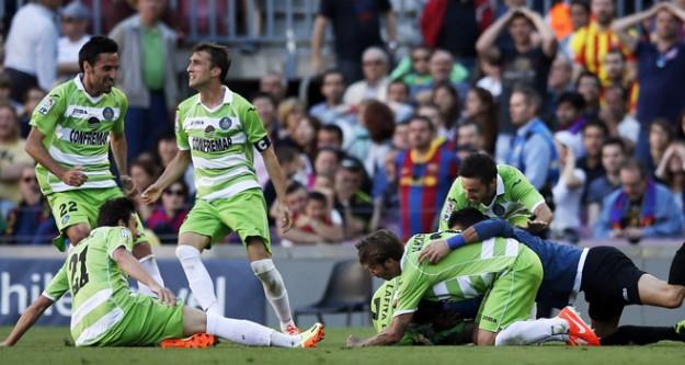Barcelona'ya ağır darbe: 2-2