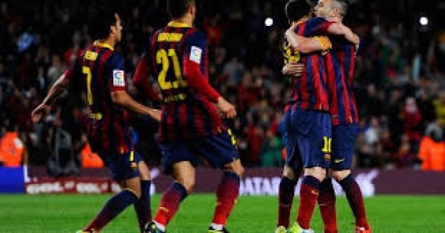 Barcelona'ya müjde!