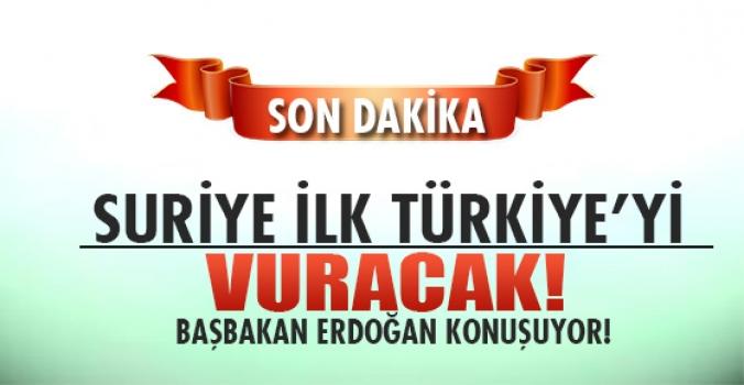 Başbakan Erdoğa'dan bomba açıklamalar geldi!
