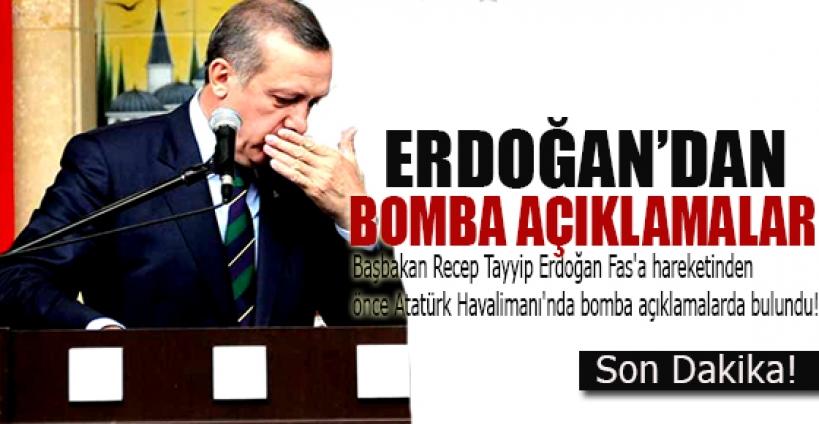 Başbakan Erdoğan açıklama yaptı