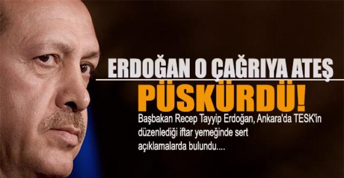 Başbakan Erdoğan: Bu anlayış tek kelimeyle barbarcadır