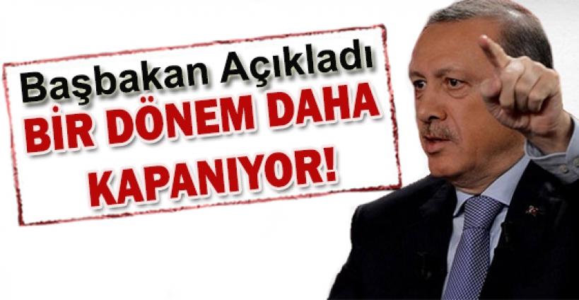 Başbakan Erdoğan, gündeme ilişkin önemli bilgiler verdi.