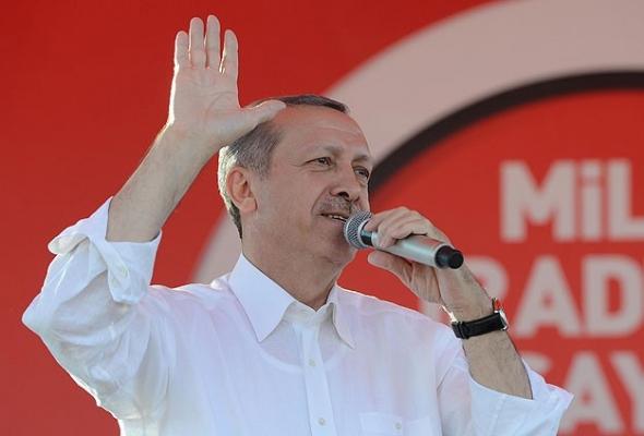Başbakan Erdoğan: Polise talimatı ben verdim