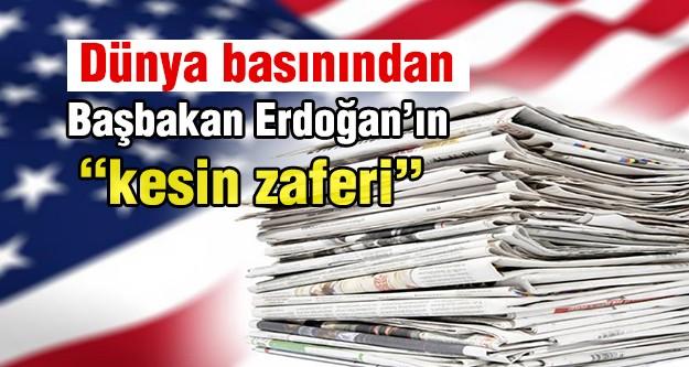 """Başbakan Erdoğan'ın """"kesin zaferi"""""""