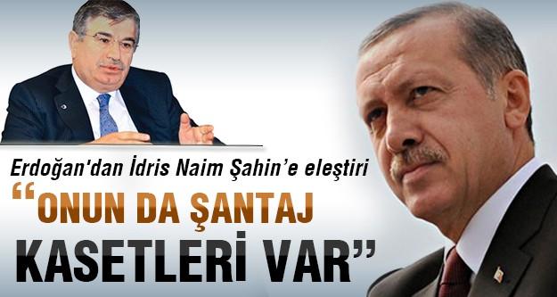 Başbakan Şahin'i memleketinde eleştirdi!