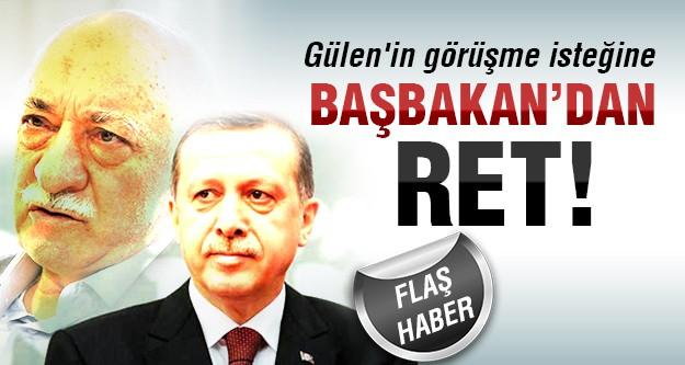 Başbakan'dan Gülen'e cevap!
