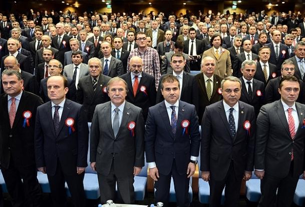 Başkanların performans sınavı