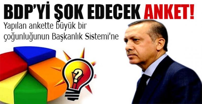 BDP'yi şoke edecek anket!