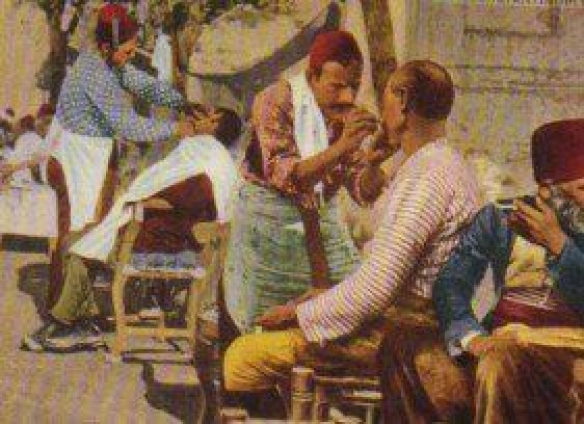 Berber Mehmet Efendileri Dinlemek Gerek