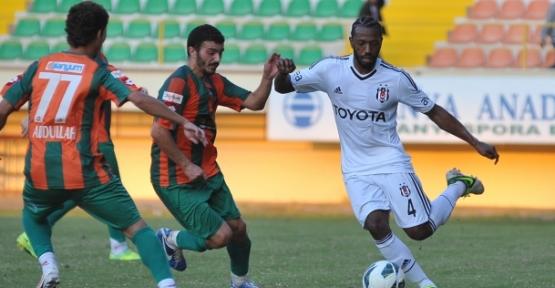 Beşiktaş hazırlık maçını kazandı