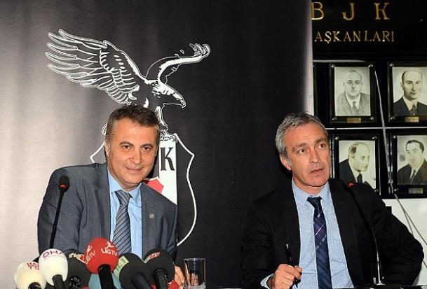Beşiktaş'ın futbol direktörü belli oldu