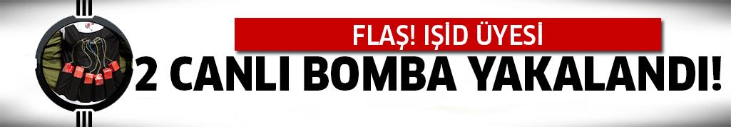 2 canlı bomba etkisiz hale getirildi!