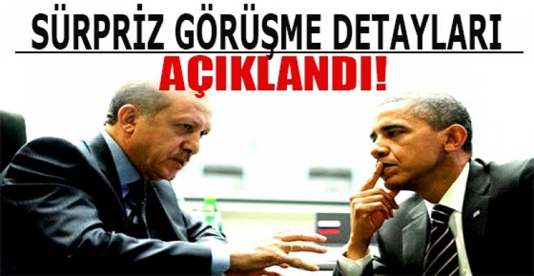 Beyaz Saray: Erdoğan ve Obama basın özgürlüğünü konuştu
