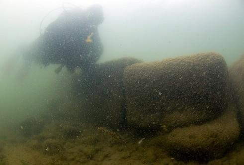 Bin 600 yıllık dalış!