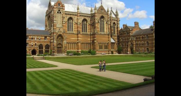 Bir günlüğüne Oxford'lu olmak !