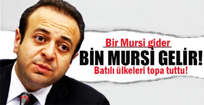 Bir Mursi gider bin Mursi gelir!