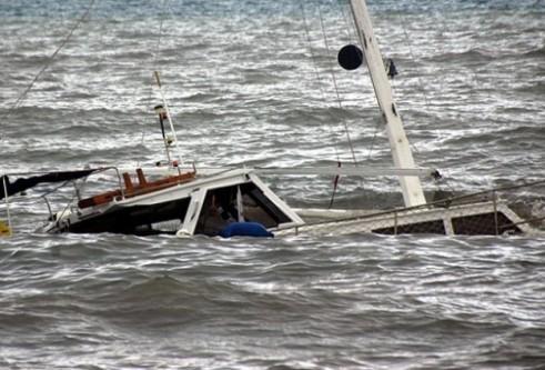 Bodrum'da tekne faciası!