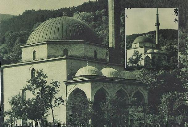 Bosna Alaca Camisi'ne kavuşmayı bekliyor