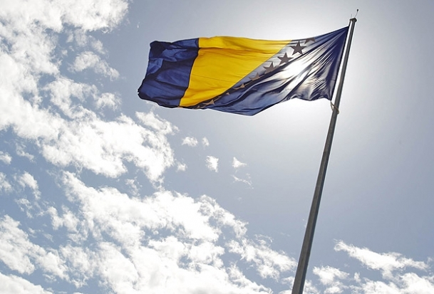 Bosna'da federasyon başkanına gözaltı