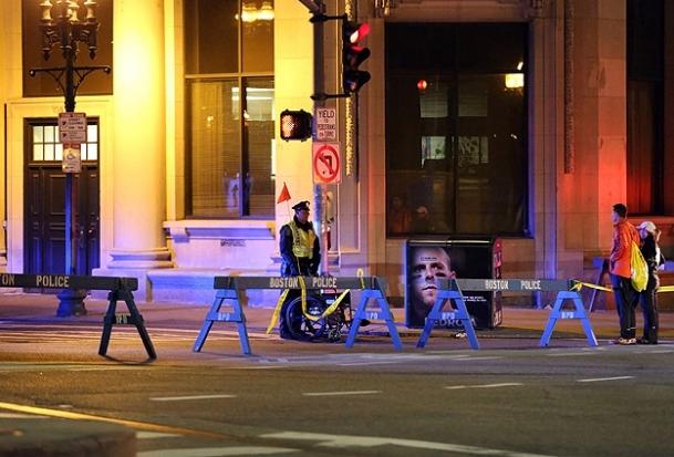 Boston'daki bombalı saldırıda 1 gözaltı