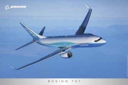 Brezilyalı Gol, 6 milyar dolar tutarında 60 adet Boeing 737 sipariş etti