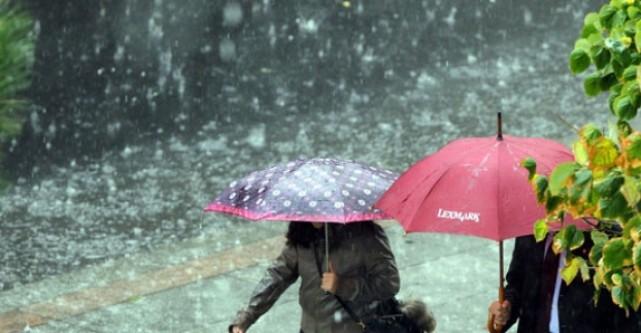 Bu illere sağanak yağış geliyor!