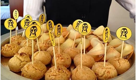 Bu kurabiyeler başka!