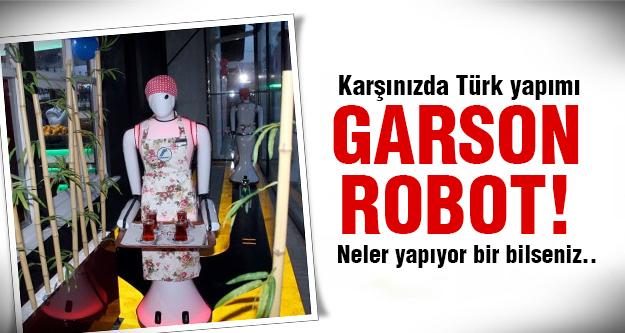 Bu robot çığır açacak!