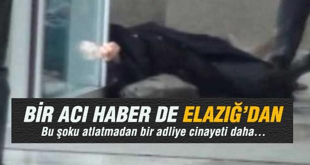 Bu şoku atlatamadan bir acı haber de Elazığ'dan