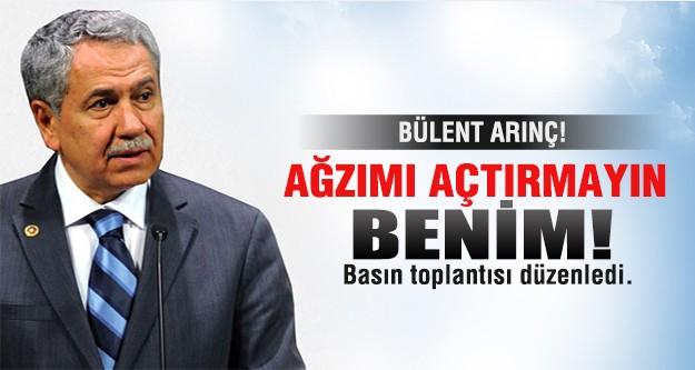 Bülent Arınç'tan Fethullah Gülen ve dershane açıklaması