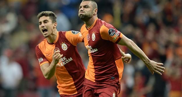 Burak Yılmaz'dan Fenerbahçe'ye cevap!