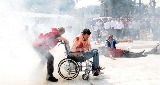 Burası Gazze değil Eyüp!