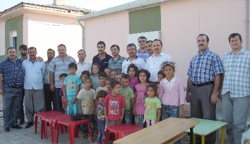 Burç okulları Adana-Diyarbakır arasında kardeşlik köprüsü kurdu