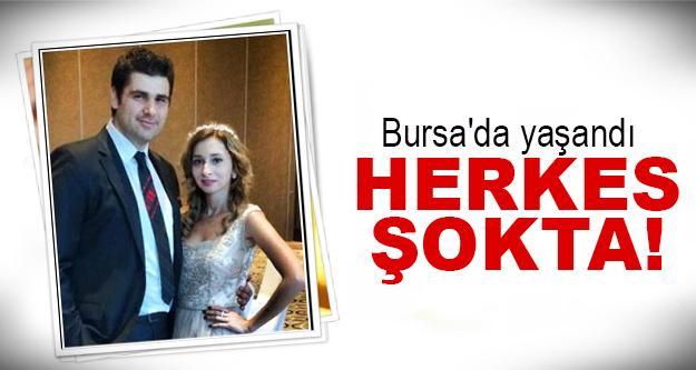 Bursa'da şaşırtan olay!