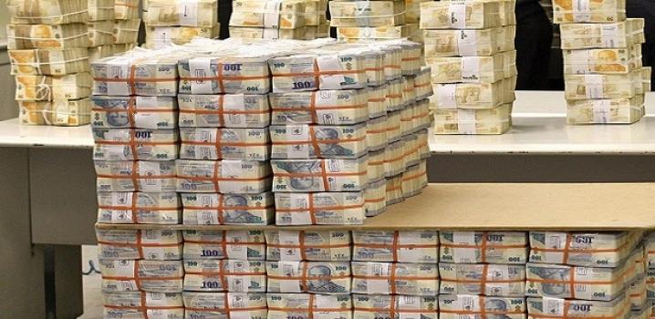 Bütçe 8 ayda 231 milyon lira fazla verdi...