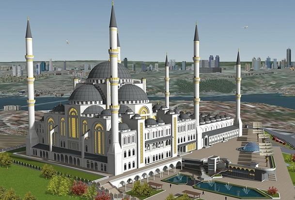 Çamlıca'ya Türk-İslam eserleri müzesi